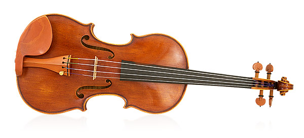 High quality photo of a violin